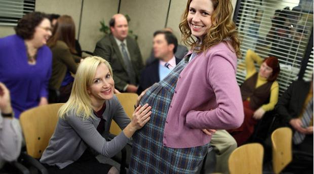 Фото №10 - 10 звезд кино, чья беременность на экране была настоящей