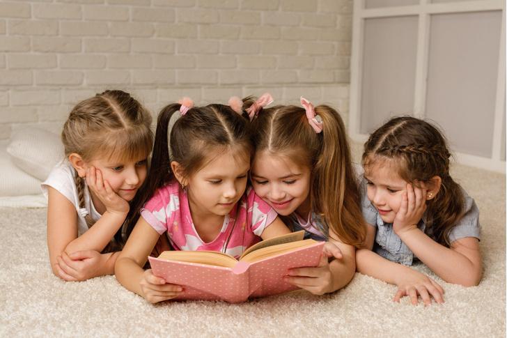 Фото №1 - Назван способ улучшить освоение чтения