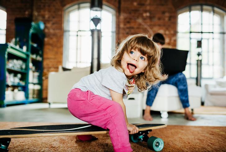 Странное поведение ребенка в 2 года