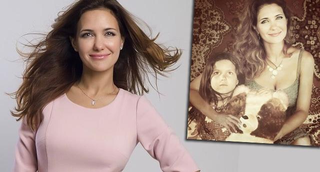 Екатерина Климова показала коллаж из своих фото в детстве и в расцвете красоты: фанаты в восторге