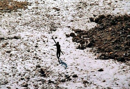 Последний остров на Земле, где обитают первобытные люди