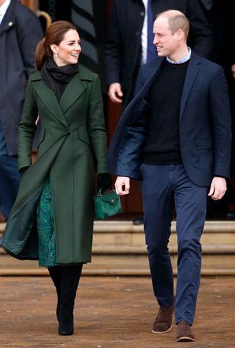 Фото №2 - Лучшие образы герцогини Кейт в 2019 году