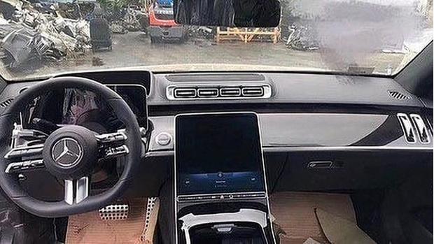 Фото №4 - S-класс подкрался незаметно: новый флагман Mercedes-Benz обещает революцию
