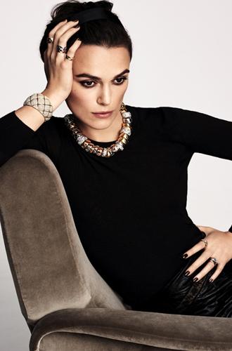 Фото №2 - Кира Найтли в рекламе новой коллекции Chanel Coco Crush