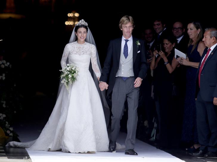 Фото №1 - Принц Кристиан Ганноверский сыграл повторную свадьбу (теперь с размахом)