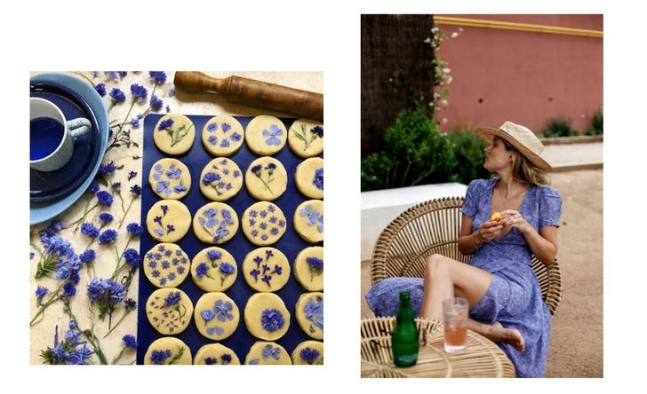 Фото №2 - Фуд-тренд: ванильное печенье со съедобными цветами— лучшее украшение для вашего пикника