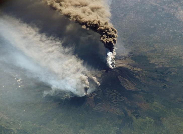 Фото №1 - Почему в воздухе 78% азота?