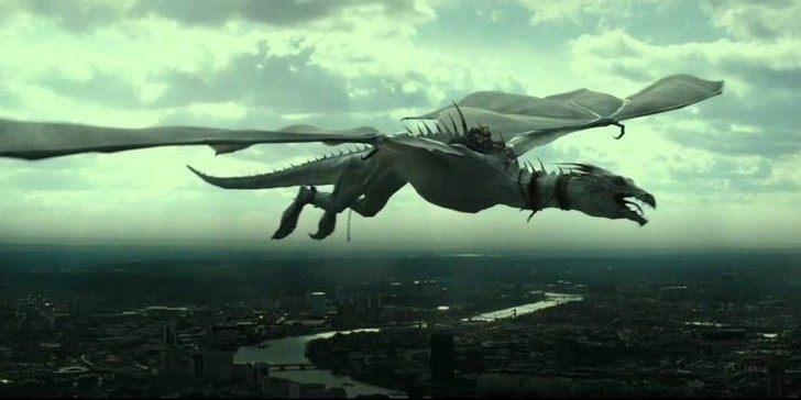 Фото №7 - «Гарри Поттер»: самые интересные и малоизвестные факты про драконов 🐲