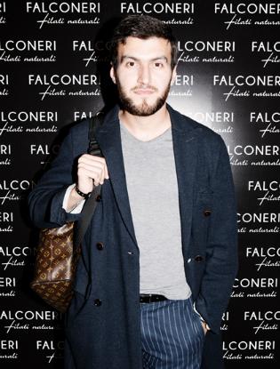 Фото №4 - Открытие бутика Falconeri