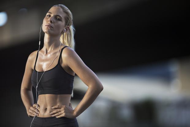 Фото №1 - Что происходит с телом во время высокоинтенсивной тренировки
