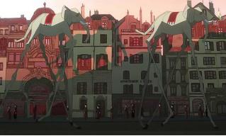MAXIM рецензирует биографический мультфильм «Бунюэль в лабиринте черепах»