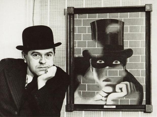 Фото №3 - «Влюбленные»: тайные смыслы самой загадочной картины Рене Магритта