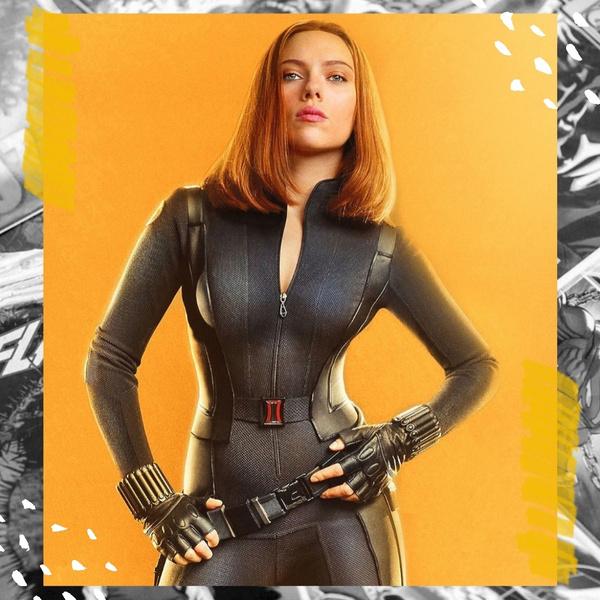 Фото №1 - Marvel показали новый постер «Черной вдовы»