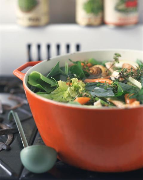 Боннский суп для похудения: как варить