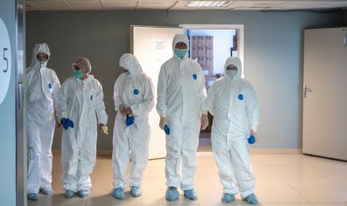 Фото №1 - Смольный отменил презумпцию вины для зараженных коронавирусом медиков