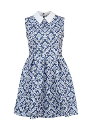 Платье, QED London, 2 990 руб.