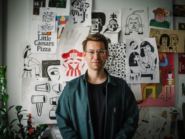 Фото №2 - Как холодильник Bespoke стал объектом поп-арта