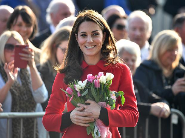 Фото №1 - Герцог и герцогиня Кембриджские (неожиданно) прилетели в Северную Ирландию