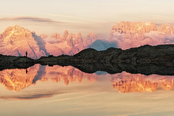 Фото №1 - Рыбалка в Итальянских Альпах