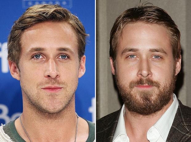 Фото №17 - 35 звездных фото, доказывающих, что иногда лучше побриться