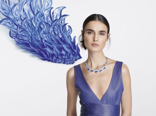 Фото №1 - Посвящение природе: как носить украшения из коллекции [SUR]NATUREL от Cartier