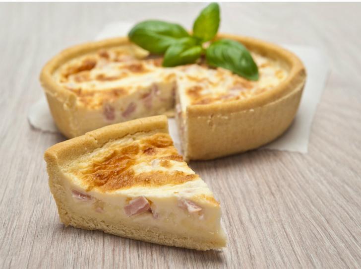 Фото №3 - Рецепт недели: французский пирог киш Лорен
