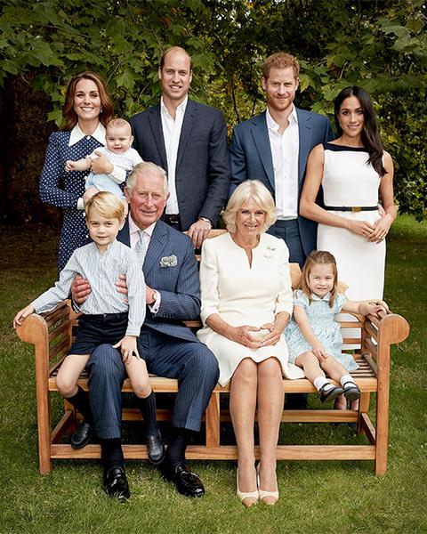 Фото №9 - Принц Джордж Кембриджский: шестой год в фотографиях