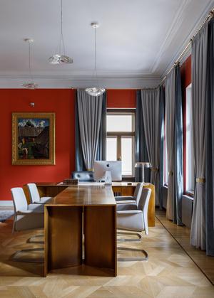 Фото №7 - Офис юридической фирмы в особняке XIX века в Москве