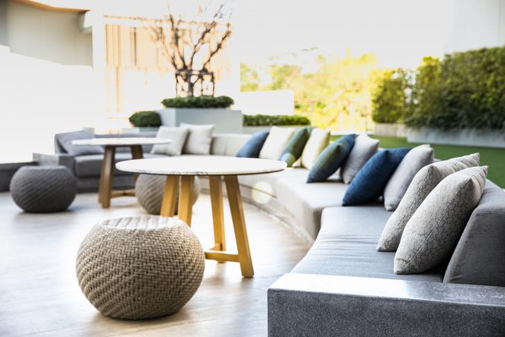 Фото №5 - Дорого-богато: пять идей использования мрамора в интерьере