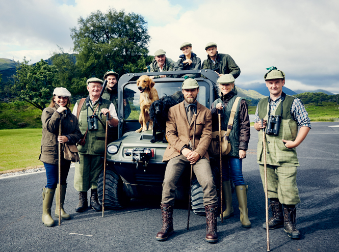 Фото №8 - Джеймс Миддлтон – о своей новой жизни в Шотландии: эксклюзив Marie Claire