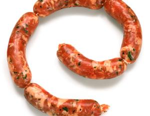 говяжья колбаса