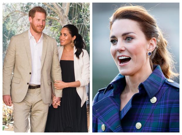Фото №1 - «Откровенные» фото Кейт попали в сеть, а Гарри и Меган— худшие соседи: 5 новых (и очень странных) слухов о Виндзорах