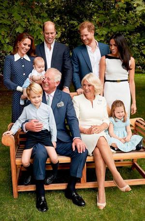 Фото №13 - Два будущих Короля: какими были отношения Чарльза и Уильяма все эти годы