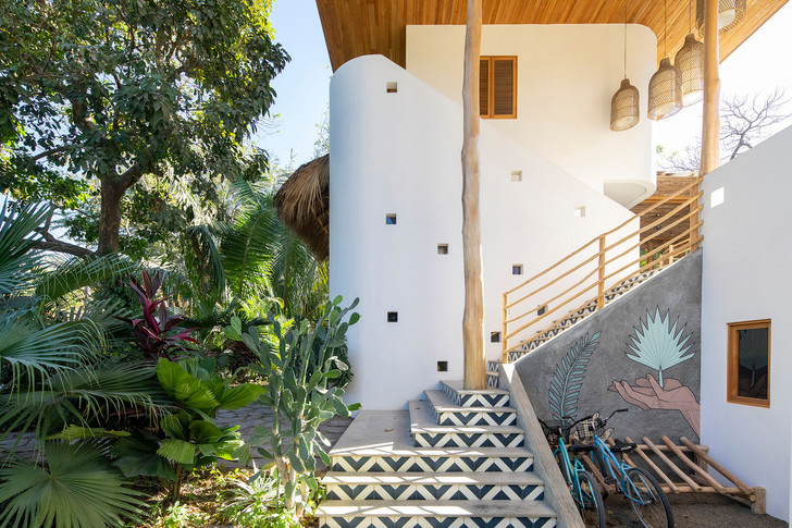 Фото №4 - Отель Nomadic на Коста-Рике от бюро Salagnac Arquitectos