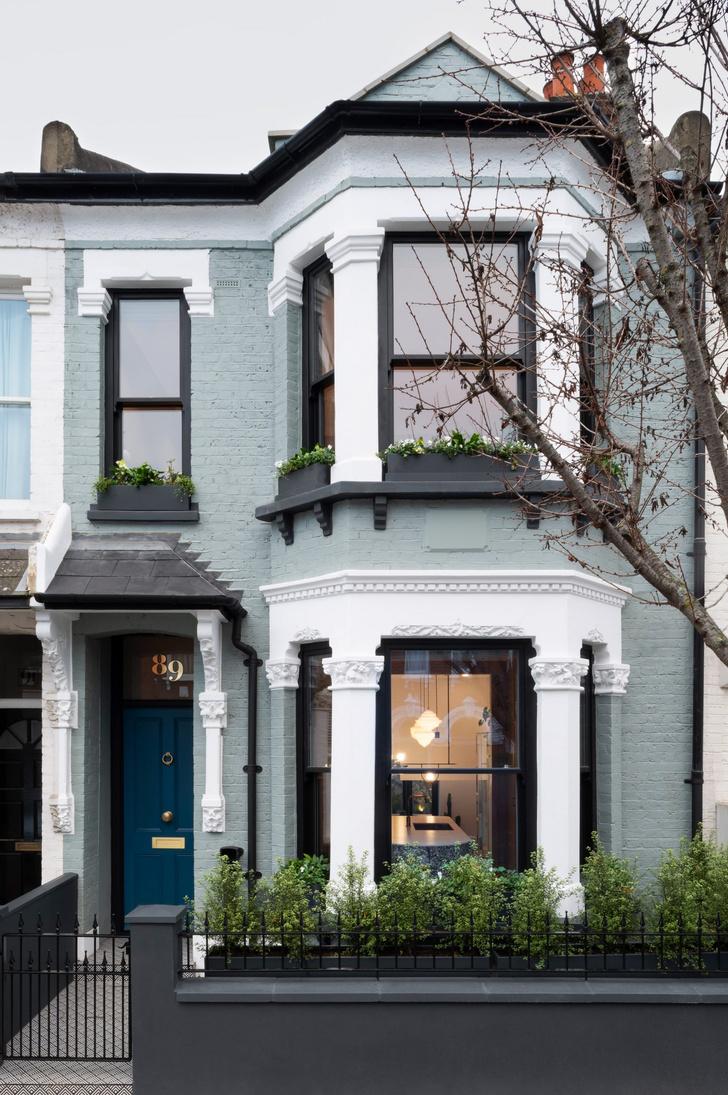 Фото №1 - Новая жизнь викторианского дома в Лондоне