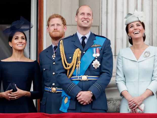 Фото №1 - Особый секрет: почему брак Уильяма и Кейт изначально крепче, чем брак Гарри и Меган
