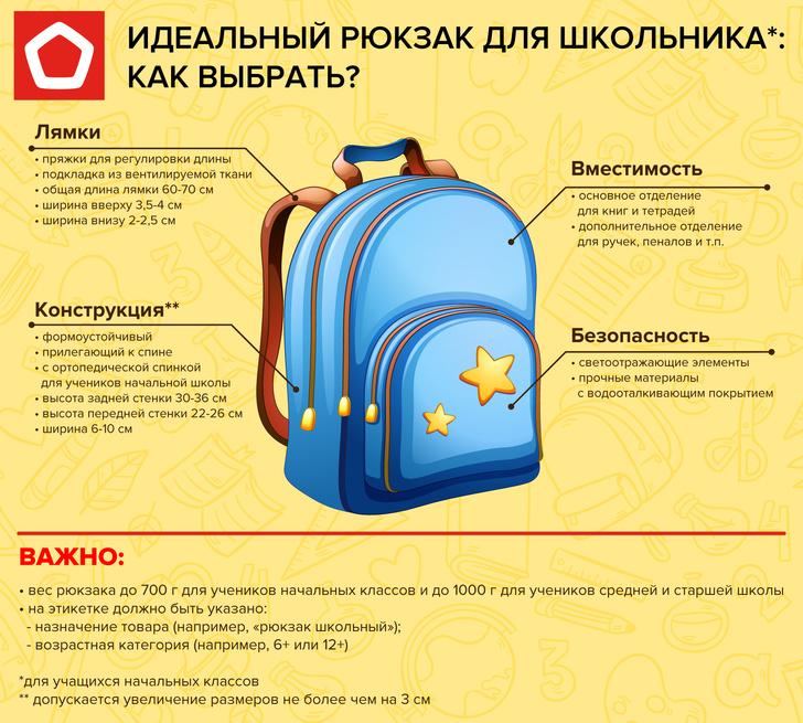 Фото №1 - Выбираем школьный ранец: 20 вариантов на любой бюджет