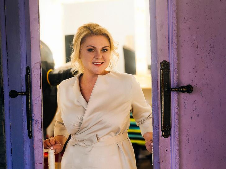 Фото №5 - Валентина Мазунина: «Не надо худеть, чтобы влезть в юбку. Купите свой размер»