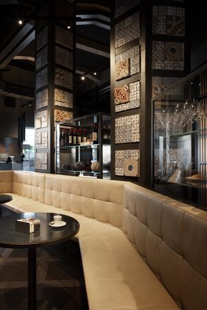 Фото №5 - Новое кафе-бар Miscela d'Oro по дизайну Пьеро Лиссони