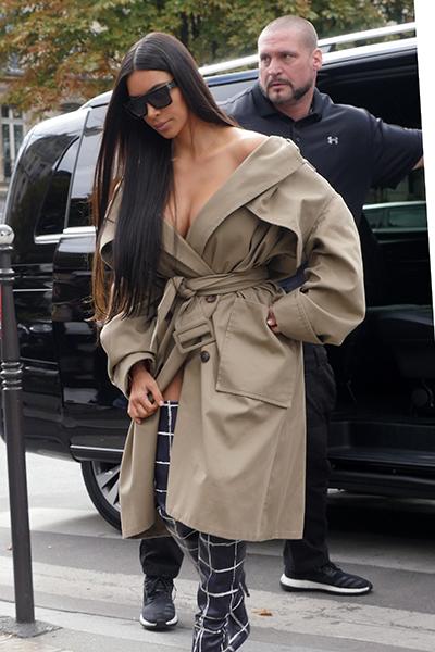 Фото №1 - Пять наивных вопросов об ограблении Ким Кардашьян