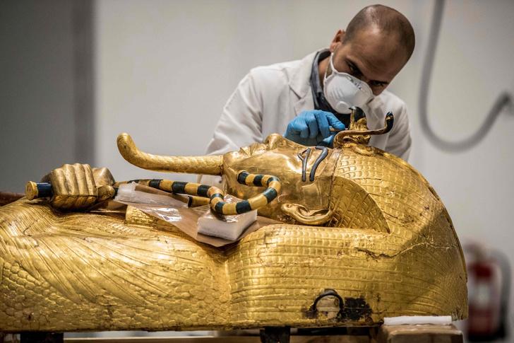 Фото №7 - «Тутанхамон влечет меня»: что может произойти после вскрытия гробниц фараонов в 2020 году