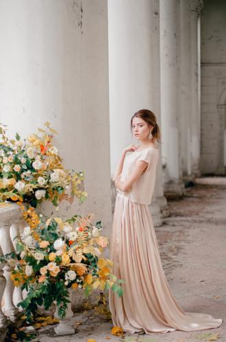 Фото №8 - А la Russe: свадебные платья от российских дизайнеров