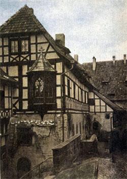Фото №2 - Замок Вартбург и автомобиль «Вартбург»