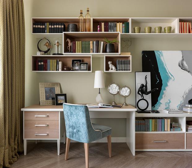 Фото №6 - 8 идей для организации хранения в кабинете