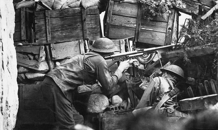 Фото №1 - Пулемет Шоша— худшее оружие в истории