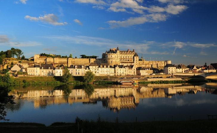 Фото №2 - 5 знаменитых замков Франции