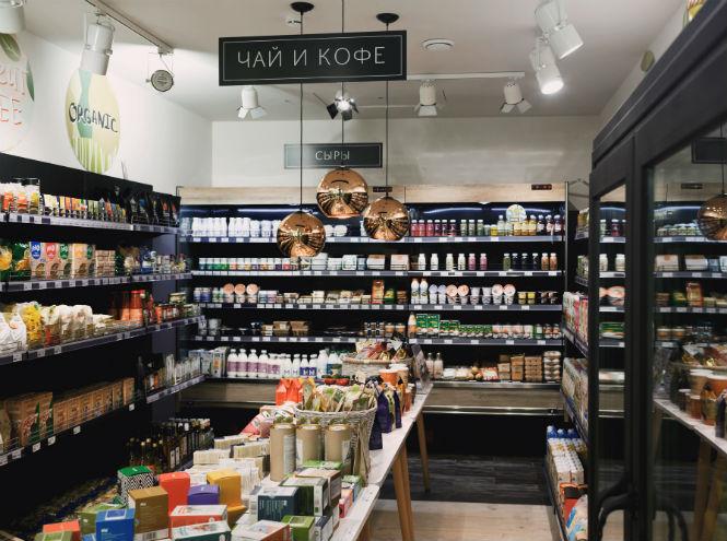 Фото №3 - В Москве открылся третий магазин полезных продуктов «Город-Сад»