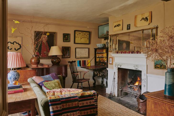 Фото №7 - Дом дизайнера и антиквара в Хэмпшире