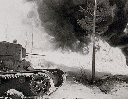 Фото №1 - Незнаменитая война. Продолжение