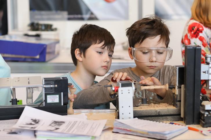 Фото №1 - Московский международный салон образования